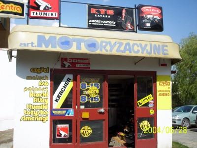 sklep motoryzacyjny